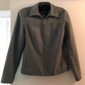New York & Company polyester suit jacket